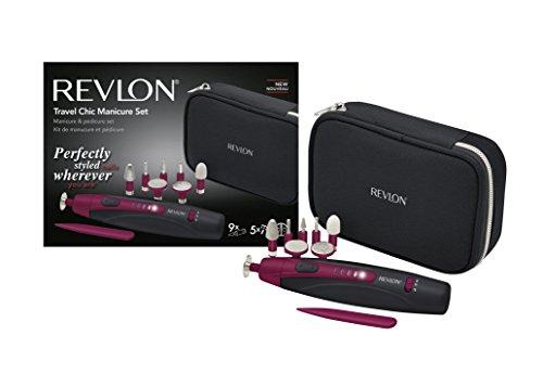 Revlon Pro RVSP3527E Travel Chic - Maniküre und Pediküre Set